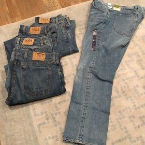 Men's Gap 1969 jeans